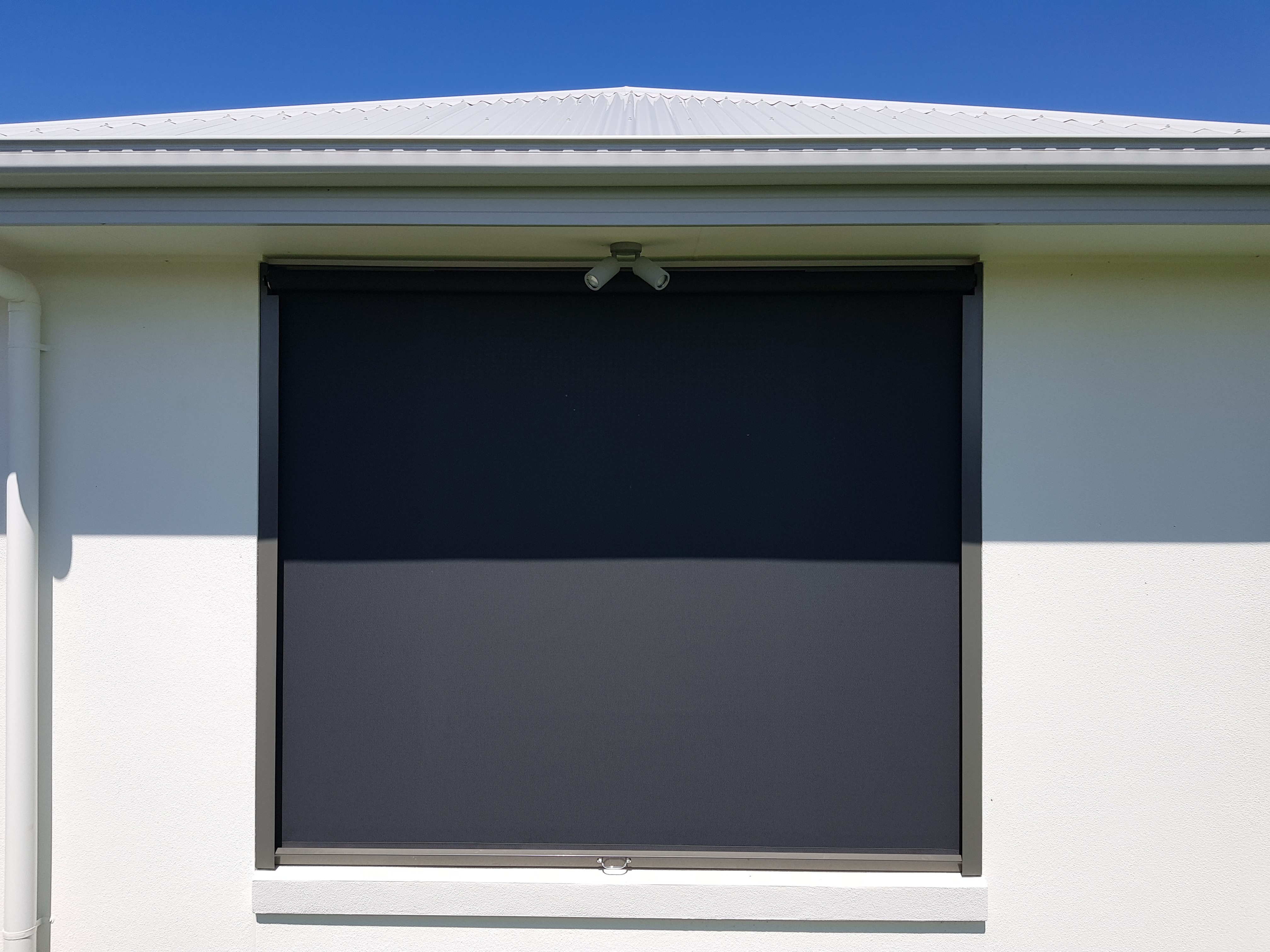 Side Channel Awning