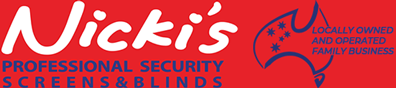 Nicki's Professional Security Screens & Blinds